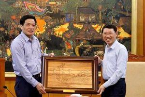 Tăng cường phối hợp tuyên truyền về Bắc Giang trên Báo điện tử ĐCSVN