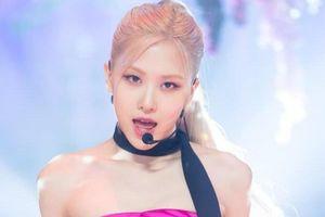 Rosé (BlackPink) phá kỷ lục của loạt sao Kpop nổi tiếng