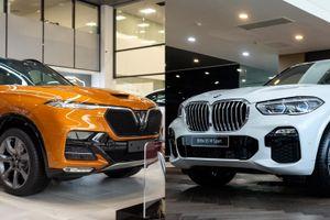 SUV 5 tỷ đồng, chọn VinFast President hay BMW X5 M Sport