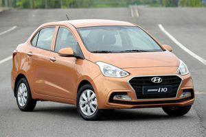 3 mẫu sedan có giá bán thấp nhất tại Việt Nam