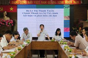Nguyên Chánh Thanh tra Sở Tài chính TP Hồ Chí Minh bị đề nghị truy tố