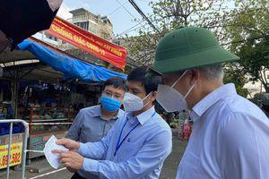 Hải Dương: Thêm 3 ca dương tính với SARS-CoV-2 ở ổ dịch Kim Thành