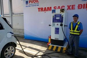 Đà Nẵng tiên phong phát triển trạm sạc, ô tô điện