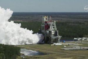 NASA thử nghiệm thành công tên lửa đưa người trở lại mặt trăng