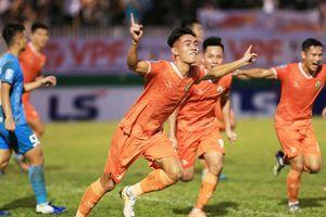 Giải bóng đá hạng nhất Quốc gia 2021 khởi tranh với 13 đội bóng