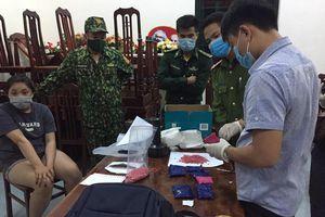 Bộ đội Biên phòng Quảng Trị liên tiếp bắt giữ nhiều vụ vận chuyển ma túy