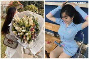 Hot girl Sài thành và màn đáp trả cực khéo khi antifan 'cà khịa'