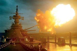 Khẩu pháo lớn nhất Mỹ dùng trong Chiến tranh Việt Nam có cỡ nòng 406mm