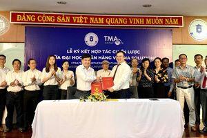 Trường ĐH Ngân hàng TPHCM mở rộng hợp tác đào tạo AI và Fintech