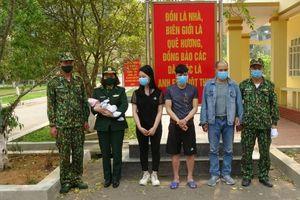 Bắt giữ ba đối tượng mua bán trẻ sơ sinh sang Trung Quốc