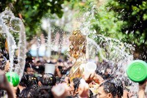 4 lễ hội té nước đặc sắc nhất Đông Nam Á
