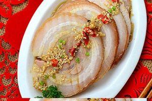Tuyệt chiêu làm món thịt ba chỉ ướp ngũ vị ngon tuyệt, không ai cưỡng nổi