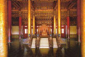 Giải mã bí ẩn Tử Cấm Thành: 'Bóng ma điên nhảy múa' trong điện Thái Hòa