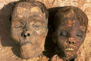 Giải mã 5 xác ướp nghìn tuổi, phát hiện bất ngờ
