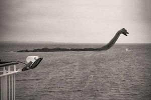 'Sốc' nặng với tốc độ di chuyển của quái vật hồ Loch Ness