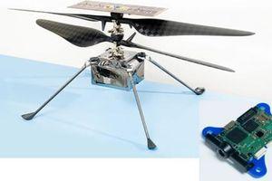 Qualcomm hợp tác cùng phòng thí nghiệm sức đẩy phản lực của NASA cho dự án trực thăng sao Hỏa