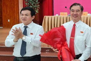 Ông Đoàn Văn Tiến được bầu giữ chức Phó chủ tịch UBND TP Phú Quốc