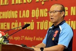 Ông Park và tình yêu Việt Nam