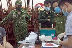 Quảng Trị liên tiếp bắt giữ nhiều vụ vận chuyển ma túy