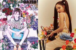 Nayeon TWICE & Jeon Somi mặc đồ LV lên tạp chí lớn, ai có khí chất đại sứ thương hiệu hơn?