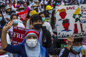 Cộng đồng quốc tế gia tăng áp lực lên quân đội Myanmar