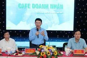 Chương trình Cà phê doanh nhân Bắc Giang: Trực tiếp giải quyết những khó khăn cho doanh nghiệp