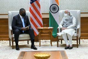 Bộ trưởng Quốc phòng Mỹ đến Ấn Độ bàn cách đối phó Trung Quốc