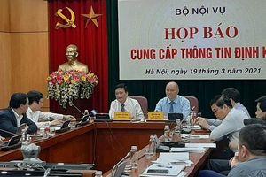 Thứ trưởng Bộ Nội vụ Nguyễn Duy Thăng chỉ ra bất cập trong việc xây dựng quy định về chứng chỉ nghề nghiệp