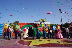Điều gì hấp dẫn bên trong công viên chủ đề Mario ở Nhật Bản?