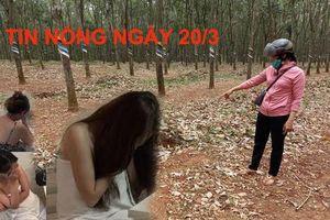 Tin nóng trong ngày 20/3: 3 chân dài bay từ Sài Gòn ra Hà Nội bán dâm 13 triệu/lượt