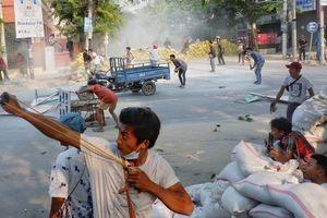 Tình hình Myanmar: Hạ viện Mỹ phê chuẩn dự luật lên án cuộc chính biến ở Myanmar