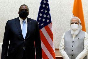 Bộ trưởng Quốc phòng Mỹ ca ngợi vai trò của Ấn Độ trong khu vực Ấn Độ Dương - Thái Bình Dương