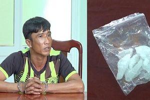 Bắt nhóm đối tượng liên quan vụ trộm cắp và tàng trữ ma túy