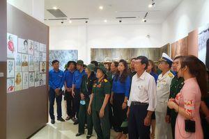 Tuổi trẻ Quảng Nam xuất phát hành trình về các địa chỉ đỏ