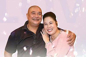 NSND Hồng Vân gửi tâm sự ngọt ngào tới ông xã Lê Tuấn Anh