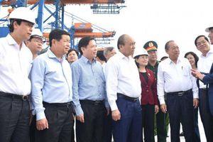 Thủ tướng gỡ vướng cho cụm cảng nước sâu lớn nhất cả nước