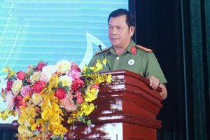 Công an tỉnh Đắk Lắk tuyên dương những thanh niên tiêu biểu