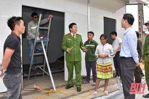 Xây dựng 600 căn nhà cho đồng bào huyện Mường Lát: Chạy đua với thời gian, hoàn thành trước tiến độ