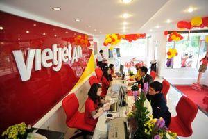 Vietjet sẽ bán gần 18 triệu cổ phiếu quỹ bắt đầu từ 30/3