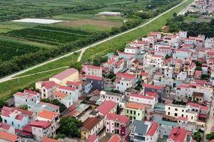 Chưa công bố quy hoạch phân khu sông Hồng, giá đất Thủ đô đã 'sốt xình xịch'