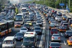 'Top 5' thành phố tắc nghẽn giao thông hàng đầu thế giới