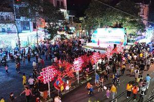 Quảng Ninh: Phố đi bộ Tiên Yên hoạt động trở lại