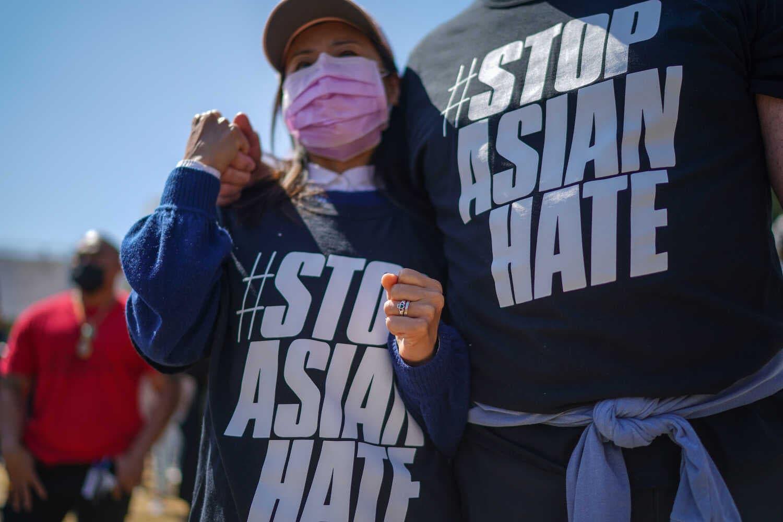 Biểu tình sục sôi khắp nước Mỹ chống đại dịch thù ghét người gốc Á