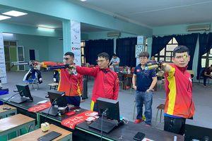 Bắn súng Việt Nam lỗi hẹn với Olympic Tokyo
