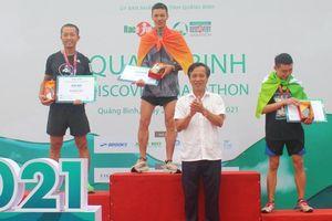 Giải Marathon khám phá Quảng Bình