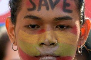Người dân Myanmar kỳ vọng Liên Hiệp Quốc