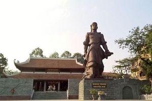 Thiên tài quân sự của Hoàng đế Quang Trung - Nguyễn Huệ