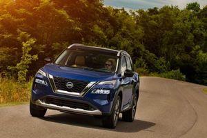 Nissan X-Trail 2021 'uống' nhiên liệu ít hơn nhờ động cơ mới