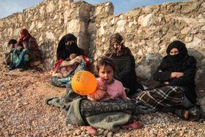 Thổ Nhĩ Kỳ không kích dữ rội, làm rung chuyển một vùng phía Bắc Syria