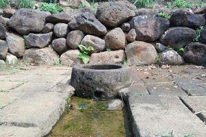 Lưu giữ giếng cổ 5 ngàn năm